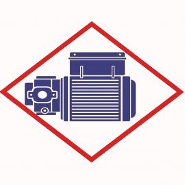 Электропривод клапана  ARI Premio 2.2 kN 230V, 50/60 Hz