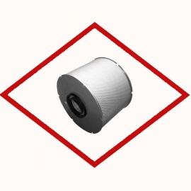 """Фильтр UPF 50 внутренний """"ONE1234"""" взамен MWM 12142718 для MWM TCG 2020 V12, CG170-12 , UT99"""