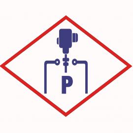 Датчик давления альтернативный  81274210109 0-5 бар для  двигателей  MAN.