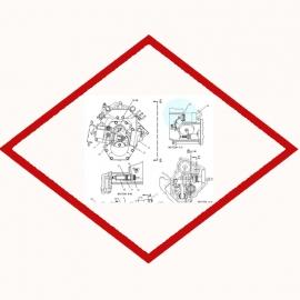 O-seal OEM 6V1903 for Caterpillar
