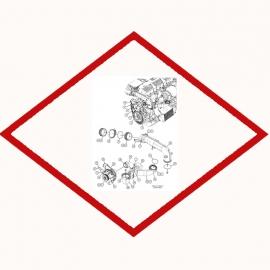 Кольцо уплотнительное Caterpillar 5P7818