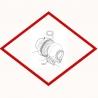 Турбина Caterpillar 3808712