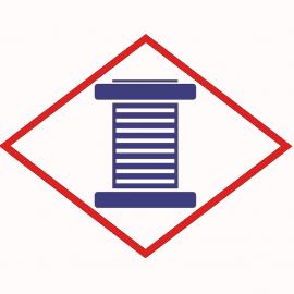 Compensator 12293789 original to chimney, for MWM TCG 2016
