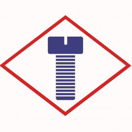 Hexalobular head bolt 51904900022 original M15x2x168-1200N/M, for various MAN engines