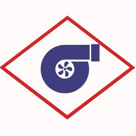Турбонагнетатель ГТН MAN 50091007012 для E2842