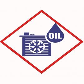 Oil cooler MAN 51056010169 original for E28XX