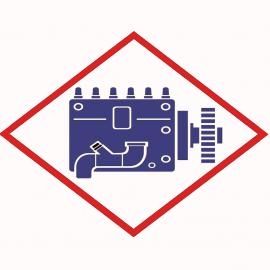 Топливный насос 400912-00028 Bosch 0402610807 — PE12P120A500LS7937
