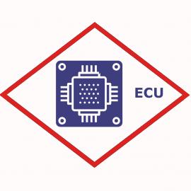 Система контроля  Altronic CPU 95 Unit 791952-18 для двигателей  Bergen BV.