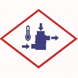 Клапан ARI-ZESA DN 100 PN 6/16 для двигателей MWM