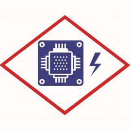 Блок зажигания Motortech MIC500   06.00.525 12 выходов