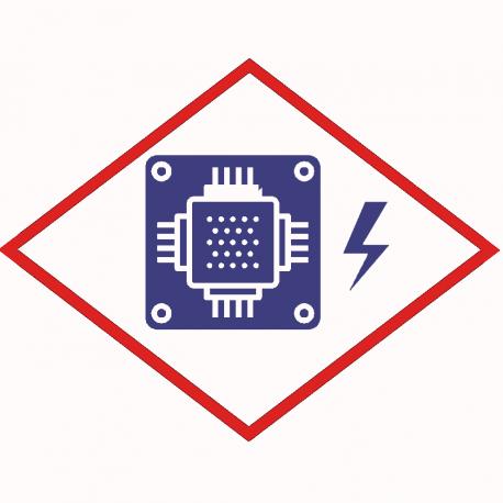 Система зажигания  MIC4-LD 75.00.407 для MAN E2848LE