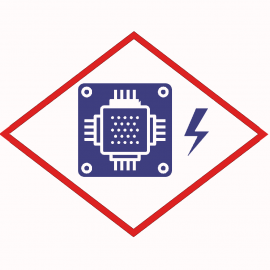 Блок системы зажигания Motortech  MIC5  66.00.541-20 20 вых., 2 MIL соединение