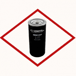 Oil filter ONE1227 for MWM, Caterpillar, Deutz engines MWM 12128936