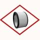 "Фильтр UPF 55 ""ONE984"" - взамен MWM 12466707 для двигателей MWM / Caterpillar TCG 2016, TCG 2020 V12"
