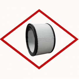 Filter UPF 55 outside 12466707 original for MWM TCG 2016 all, TCG 2020 V12, CG132 all, CG170-12