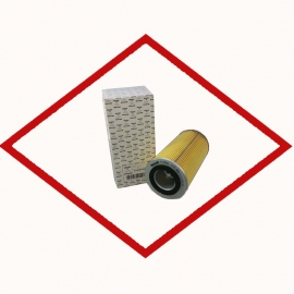 Oil filter element 51055040104 alternative Bosch P 9740 - for MAN E2842 + 2G agenitor 12 cyl.