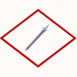 Свеча розжига BERU ZK 18-12-750 URA1 M18x1,5x12 с защитной трубкой