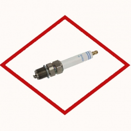Свеча зажигания Bosch 7306, MR3DPP330 M18x1,5 SW 22,2 mm Platinium/Iridium-Platinum