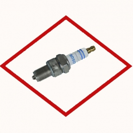 Свеча зажигания Bosch W3DDP0R (OE — 0241256524) M14x1,25 SW 20,8 mm Platinum-Platinum.