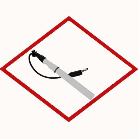 Провод свечи зажигания ONE-TEA0256 без переходника на катушку зажигания для двигателей Hochreiter