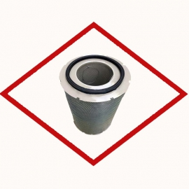 UPF Filter 12211567 for MWM TCG 2032 gas engines