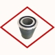 Фильтр вентиляции картераUPF ONE3928 - 12211567 альтернативный для MWM TCG 2032