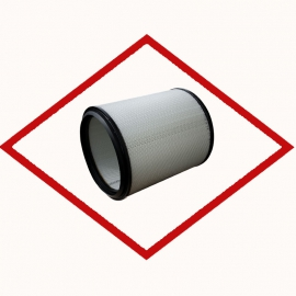 Filter UPF 12466713 outside (oil mist separator) filter stage 2