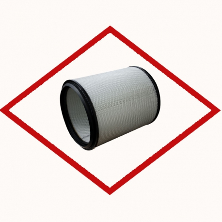Filter UPF 12466713 outside/outter (oil mist separator) filter stage 2