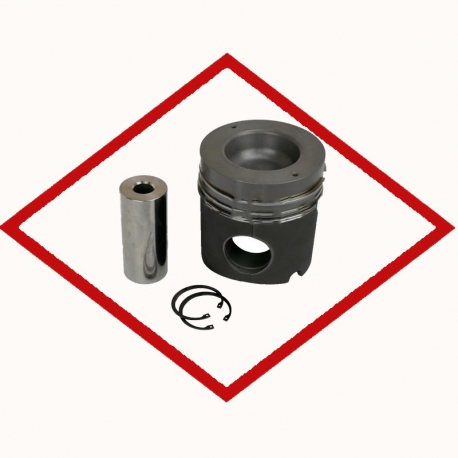 Piston 12453016 original complete for MWM TCG 2020