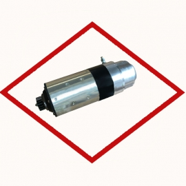 Starter Bosch 0001601028, MWM 12307410 for TCG 2020V20
