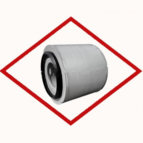 Фильтр вентиляции картера UPF 55  12466706  (внутренний) ступень 1 для MWM TCG 2016 все, TCG 2020 V12, CG132 все, CG170-12