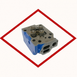 Exchange cylinder head MWM 05182018, 05182019 (12343880) for MWM TCG 2016 V8, V12, V16 / CAT CG 132 V8, V12, V16