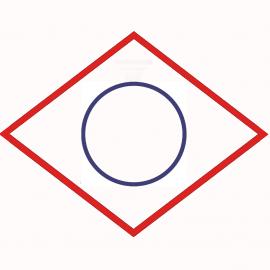 O-seal ONE8530, MAN 51965010493 38x2,1-FPM2-70N