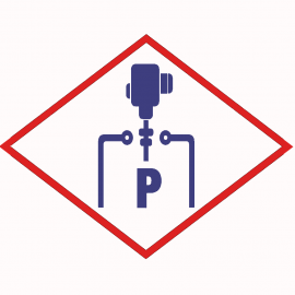 Pressure pick-up MAN 81274210109, 0-5 Bar, for various engines