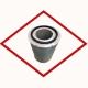 UPF Filter ONE3928 - 12211567 alternative for MWM TCG 2032 gas engines