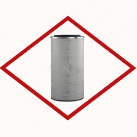Air filter ONE1223, MWM 12189925 alternative for TCG 2016 V8 V12