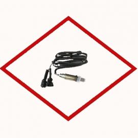 Oxygen sensor OE Bosch 0258104002, LSM-11 for MAN