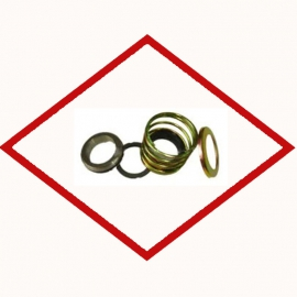 Engine oil seal Doosan 65.01510- 0141 for engines