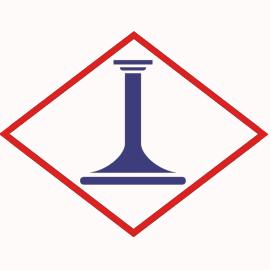Седло клапана выпускного Doosan 65.03203-0184