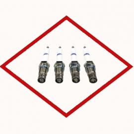 Свеча зажигания Federal Mogul/BERU 18GZ47, FBM80WPNS, P3  PN 462203 (упаковка 4 шт. )  для  Jenbacher 2, 3, 4 серии.