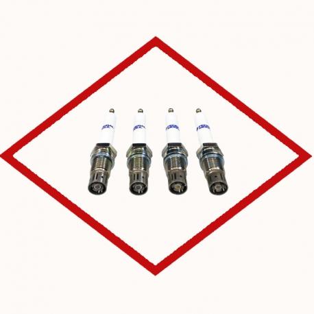Spark plug tin P3 (PN 462203) original for Jenbacher series 2, 3 and 4 (set of 4x spark plugs)