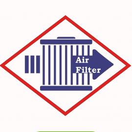 Air filter MAN 51083010016 original for engines