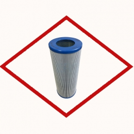Oil filter element Jenbacher 631265 OEM for series 4 and 6