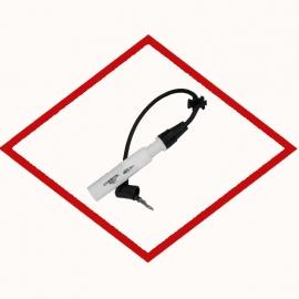 Провод свечи зажигания ONE-TDS0469, 06.85.995-24 для MAN E28 series, M18 / 2G agenitor 250kW / Denso GL3-5