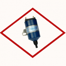 Ignition coil 12153965 / 12479550 alternative Altronic 501061, blue, for various MWM engines