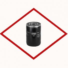Oil filter cartridge MANN W 940/51, 235027 for Jenbacher 320