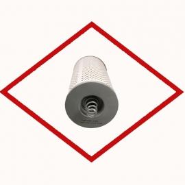 Oil filter element Fleetguard LF3327, MAN 51055040104 for E2842 + 2G agenitor 12 cyl.
