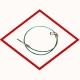 Thermocouple 12323810 original for MWM TCG 2020,TBG 616, TBG 620, TCG 2016