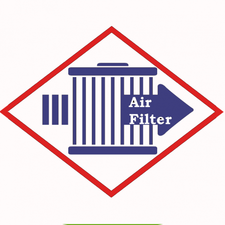 Air filter 81083040055 alternative for MAN E2842 - E2848 - E2876