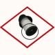 Oil filter cartridge Jenbacher 235027 original for Jenbacher 320